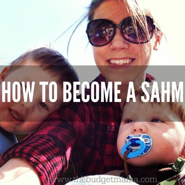 How to Become a Stay-at-Home Mom