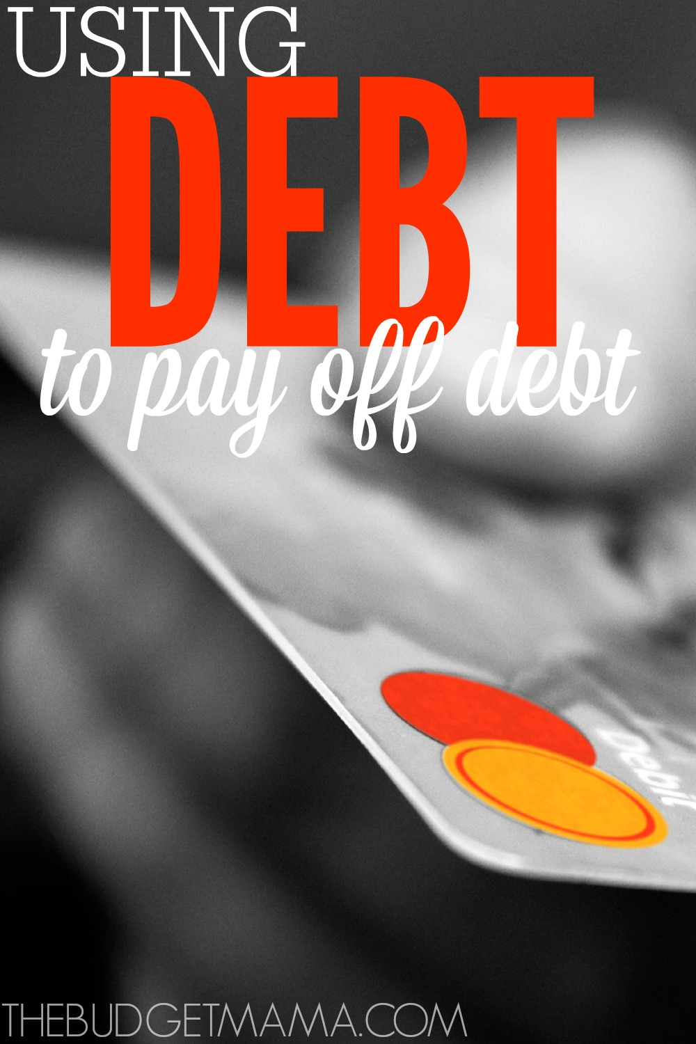 Should i use stock options to pay off debt