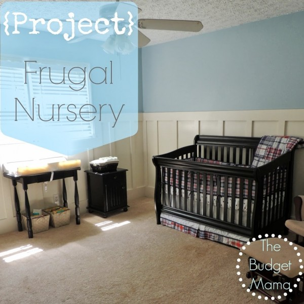 {Project} Frugal Nursery