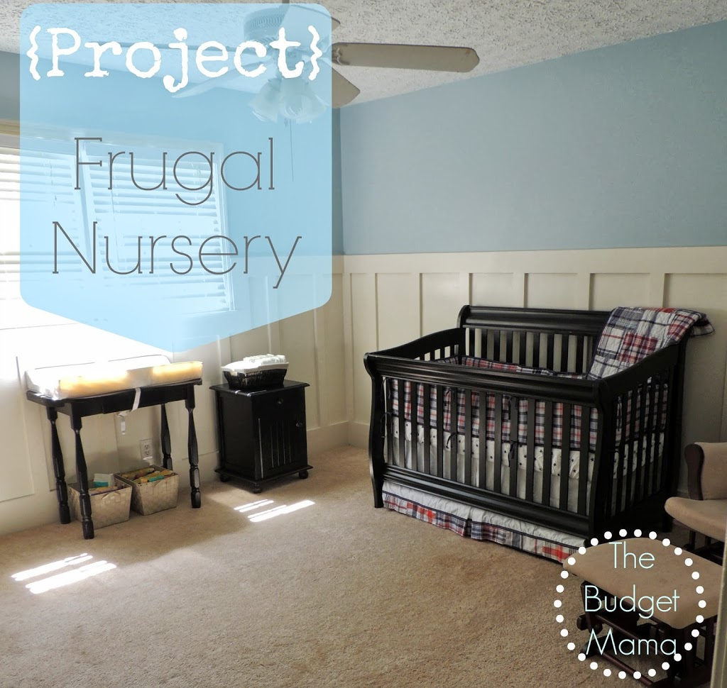 Project Frugal Nursery