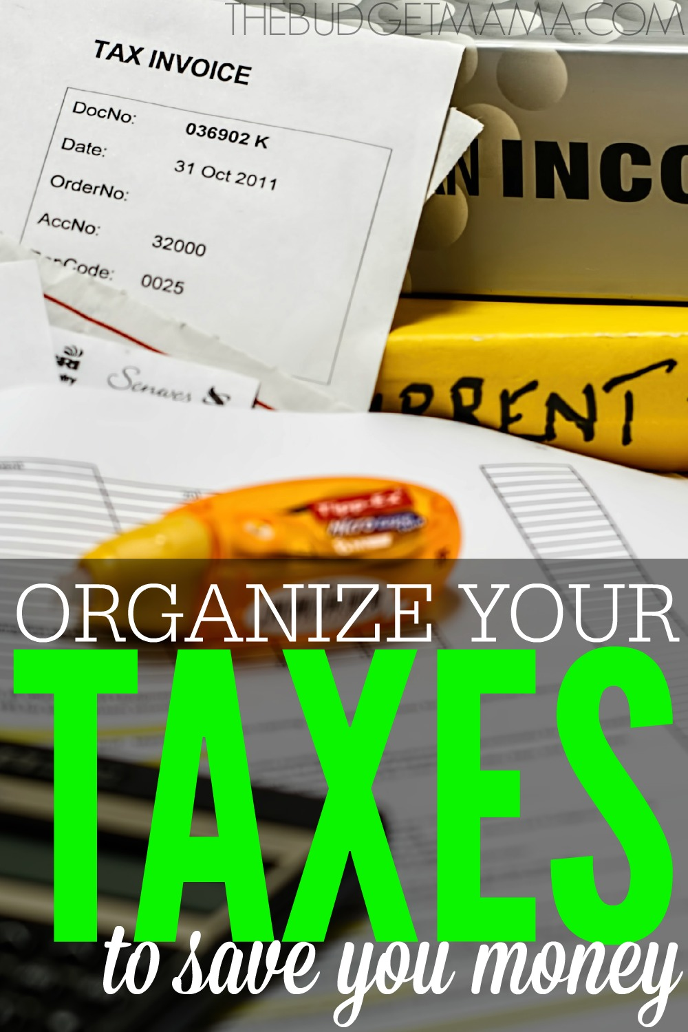 3 Ways to Stay On Top of Your Taxes