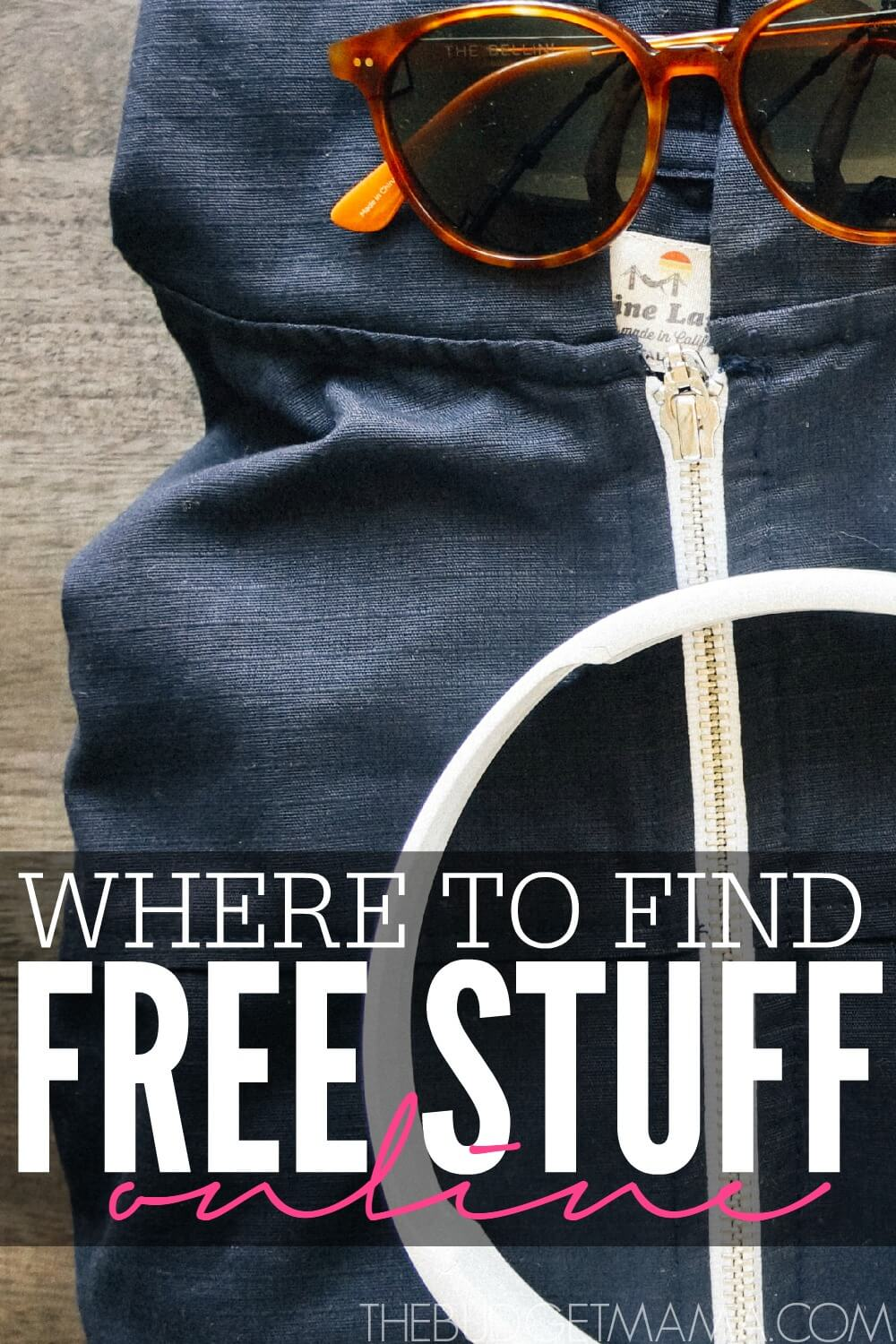 Where to Find Free Stuff Online - Jessi Fearon