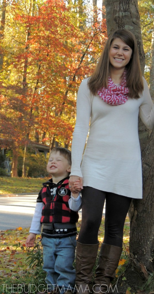 Mommy and Conner