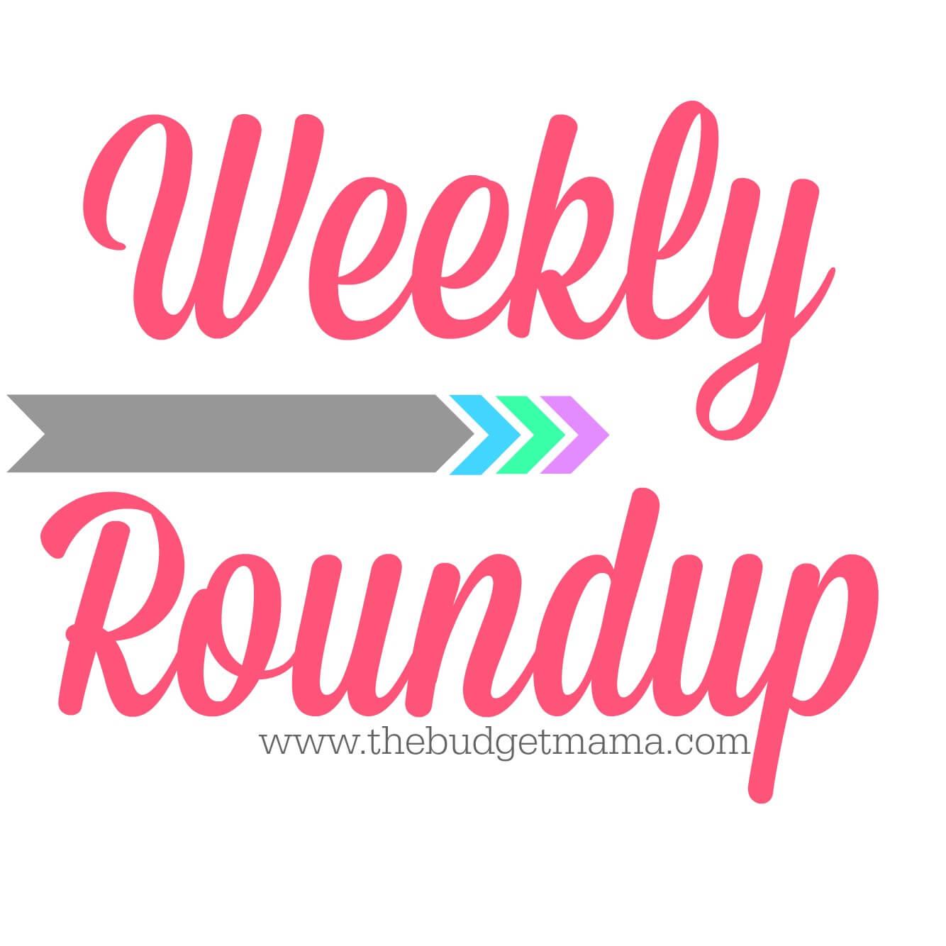 Weekly Roundup – May 4th – May 11th