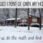 Should I Rent or Own My Home