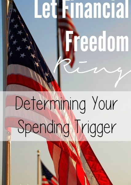 Let Financial Freedom Ring! Determining Your Spending Trigger Challenge