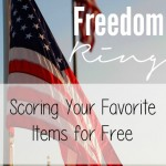Let Financial Freedom Ring. Scoring Your Favorite Items for Free