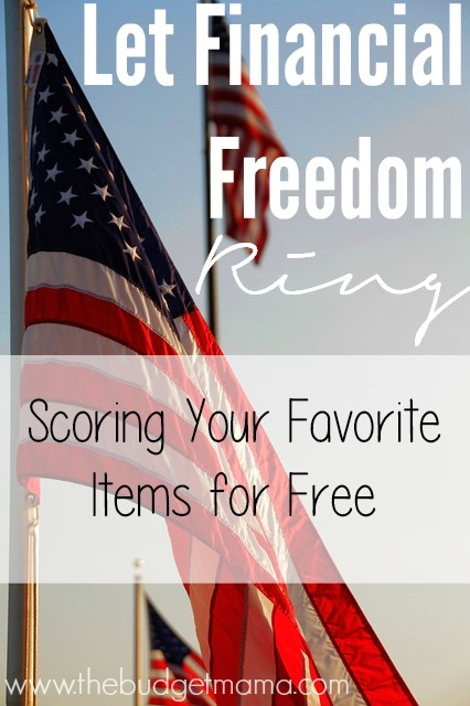 Let Financial Freedom Ring! Scoring Your Favorite Items for Free
