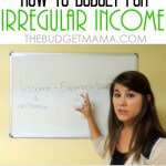 How to Budget for Irregular Income