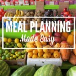 Meal Planning - The Easy Way!