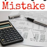 My $300 Budgeting Mistake & Why it Didn't Derail Me