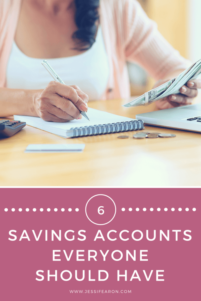 These are great suggestions for simple ways to get the most out of your money! 6 Savings account you should have.