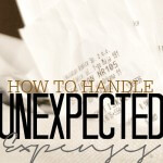 How to Handle Unexpected Expenses FB