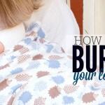 How to Not Burden Your Loved Ones FB