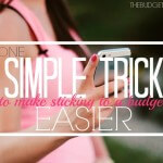 One Simple Trick to Make Sticking to a Budget Easier