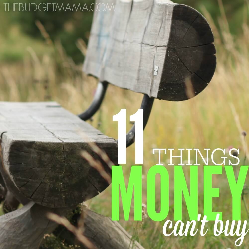 11 Things Money Can't Buy SQ