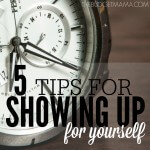5 Tips for Showing Up for Yourself SQ