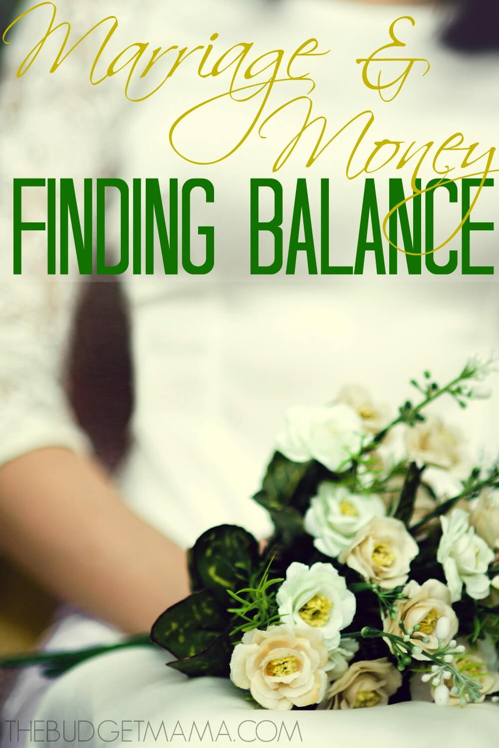 Finding balance between your marriage and money can be a challenge, that is no secret. However, you can make your money a tool to make your marriage work.