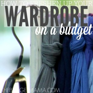 How to Freshen Up Your Wardrobe On a Budget SQ