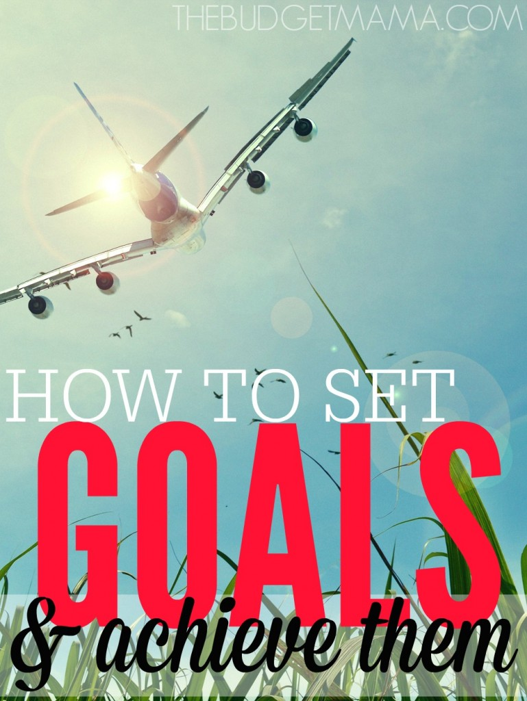 How to Set Goals and Achieve Them | Create S.M.A.R.T. goals using this free worksheet and start accomplishing your dreams today!