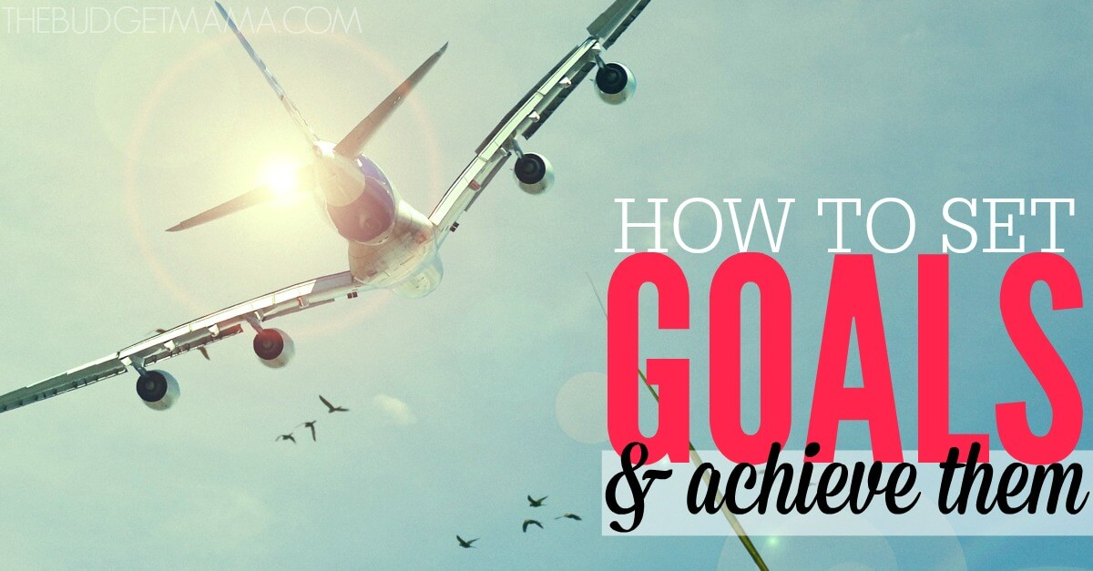 how to set goals and achieve them books