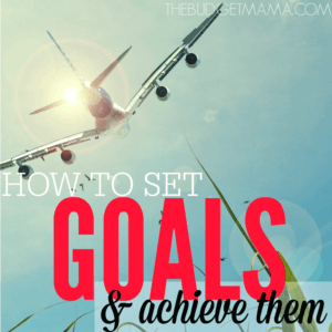 How to Set Goals & Achieve Them SQ