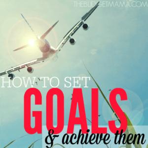How to Set Goals & Achieve Them SQ