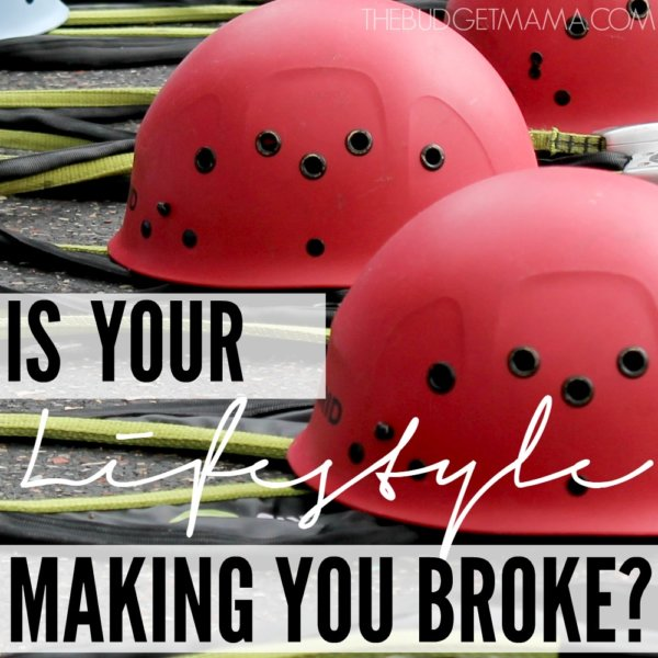 Is Your Lifestyle Making You Broke?