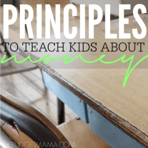 5 Principles to Teach Kids About Money SQ