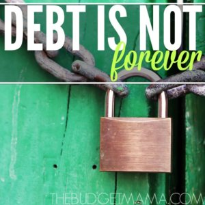 Debt is Not Forever SQ