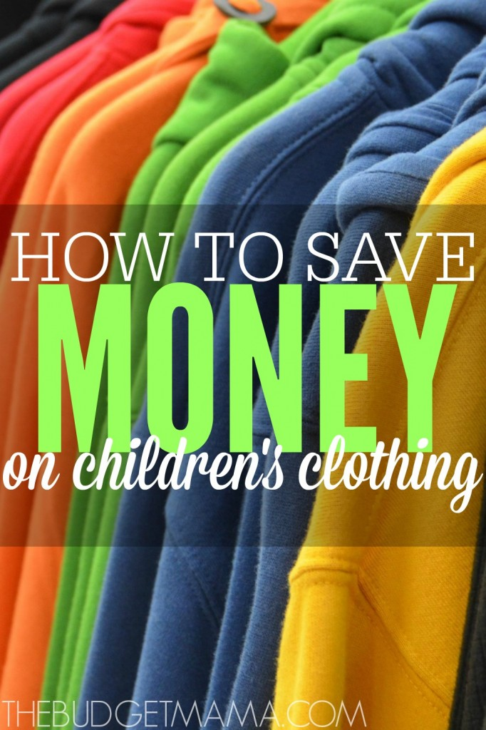 Wondering how to save money on children's clothes? It is easier than you might think! These tips will help you keep your kids dressed for less!