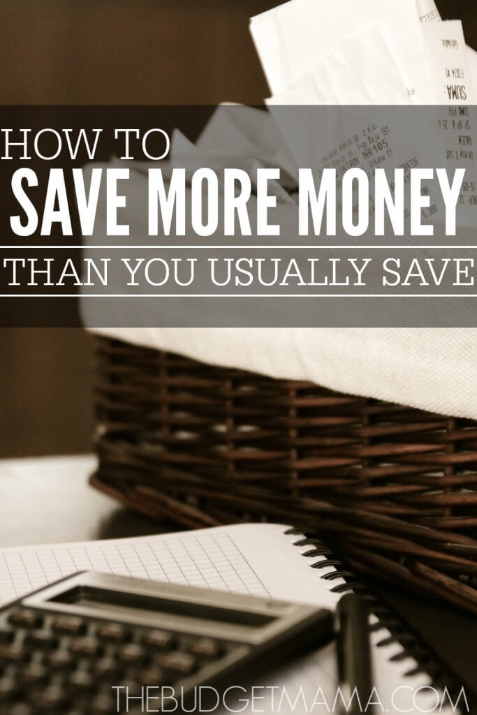 These six ways to save more money will help you save more than you usually save. Start using them today to max out your savings plan!