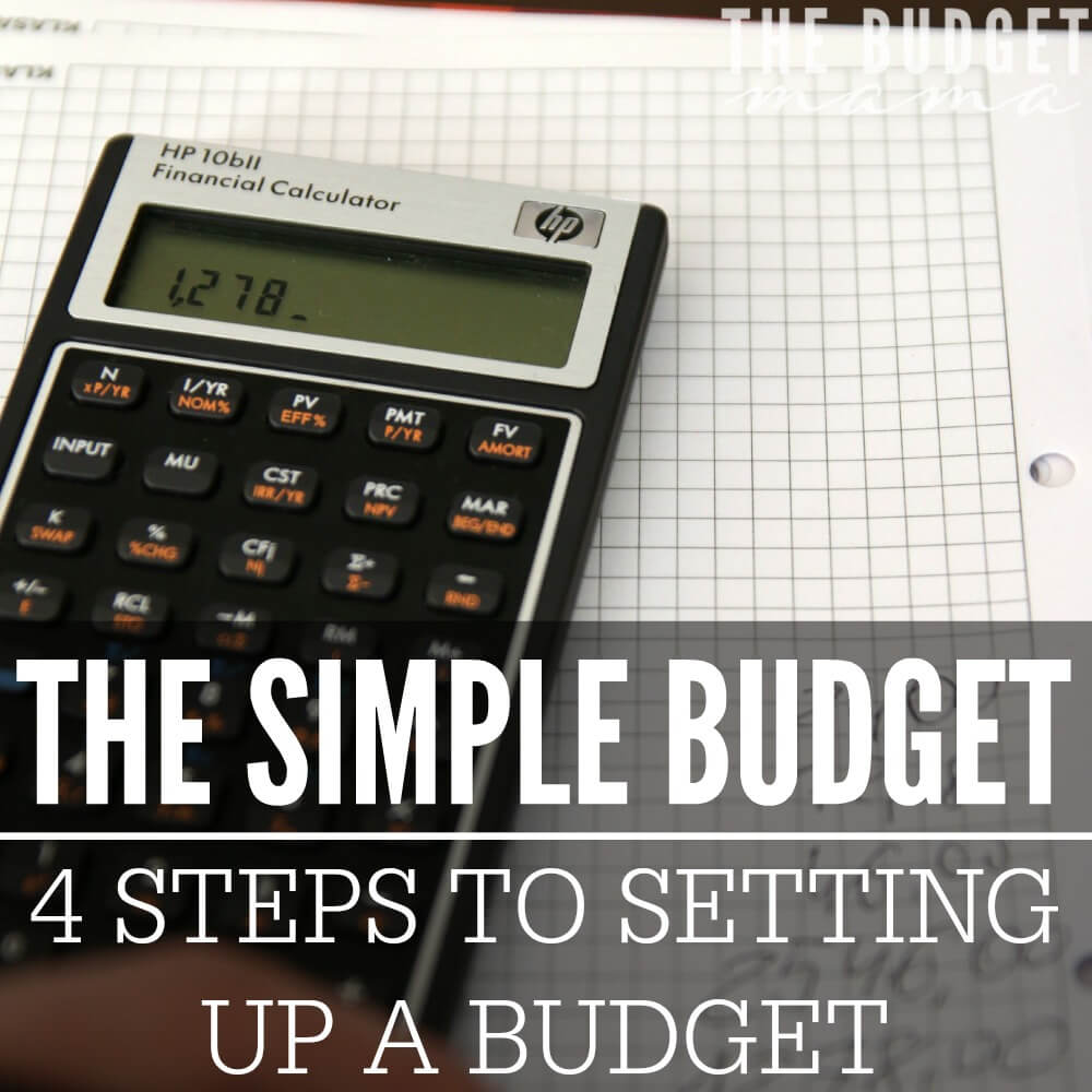 the simple budget jessi fearon