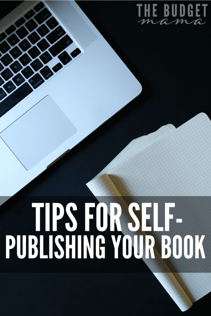 Answers a lot of questions I had before I started self-publishing! Thank you The Budget Mama!