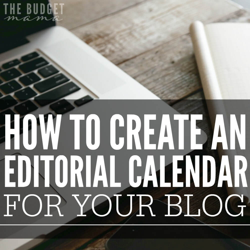 How to create an editorial calendar for your blog that works for you. Figuring out how to organize your thoughts, post ideas, and make it all flow is enough to make your head hurt. This is my simple process for making it work for me.