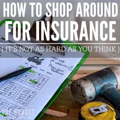 "Wondering how to shop for insurance without going crazy? It's not easy attempting to find the ""right"" number with the ""right"" amount of insurance but it doesn't have to be difficult."