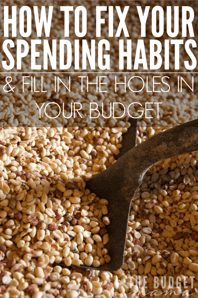 How to Fix Spending Habits -- What happens when you have a budget, but it keeps failing month after month? Is it a spending problem that maybe you don't want to admit you have? Or do you simply have a spending habit that needs to be put in check? These tips will help you figure out how to fix your spending habits once and for all.