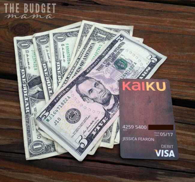 The cash alternative - no, it's not credit but if you're worried about having your cash stolen, this is a great alternative and will help you stick to your all cash budget! VisaClearPrepaid AD