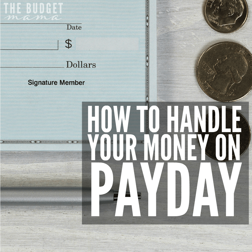 how to handle your money