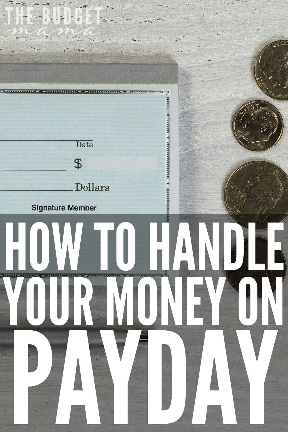 Struggling with managing your money come payday charlee has amazing