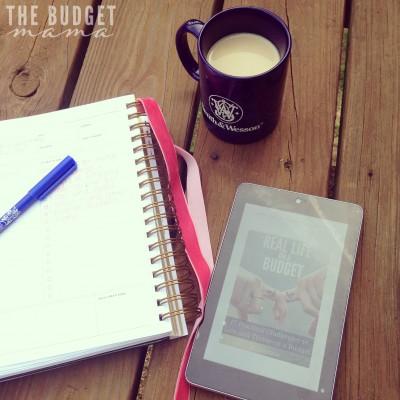 Real Life on a Budget Kindle