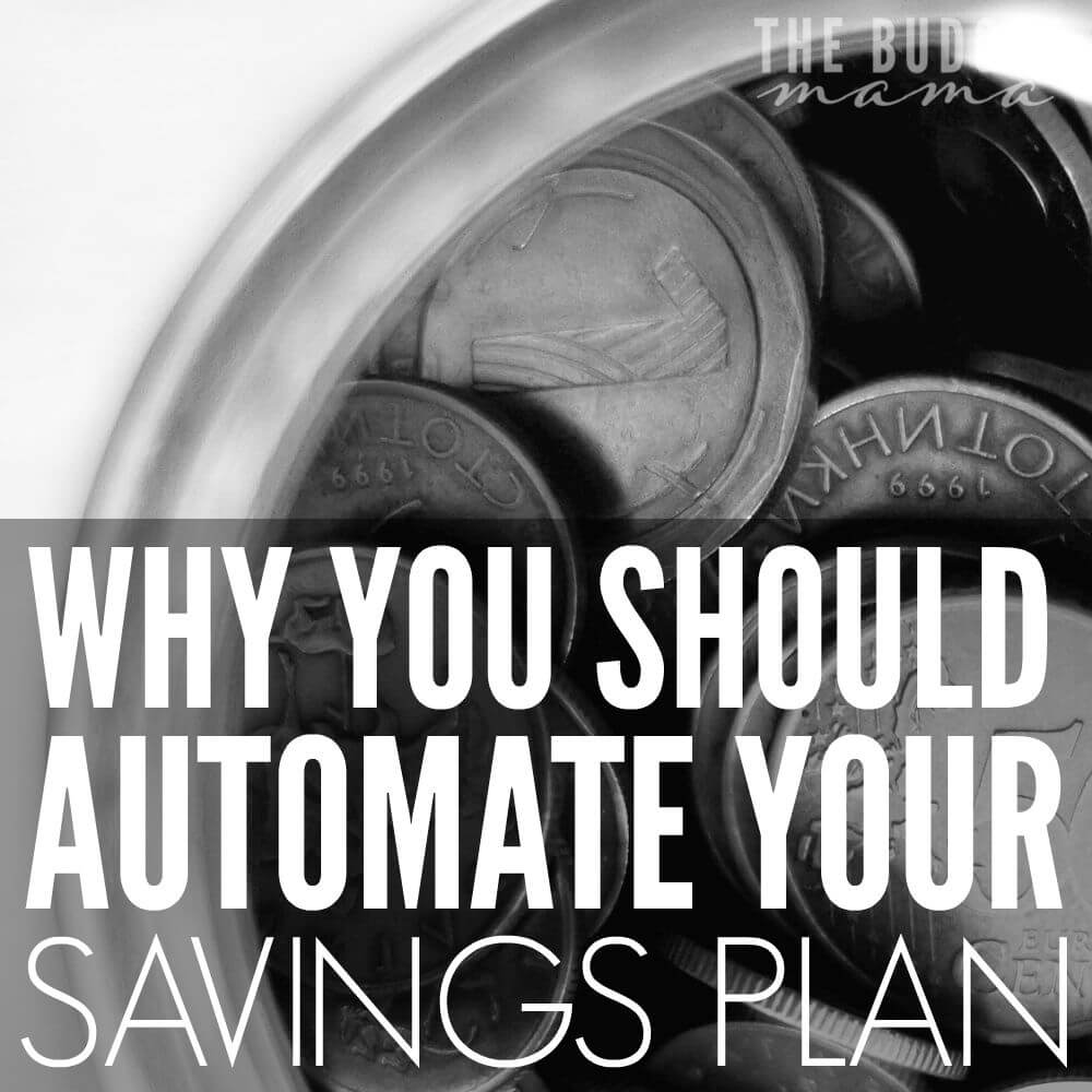 Why should automate your savings plan? Emily explains why this works wonders for getting your budget in order and how it makes paying yourself first so much easier!