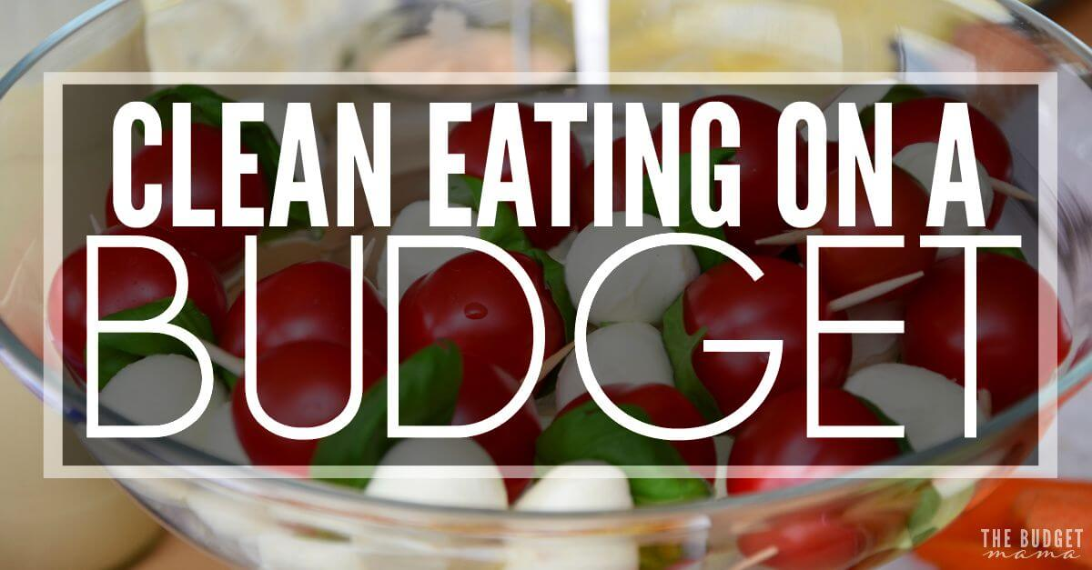 Clean Eating On A Budget Jessi Fearon