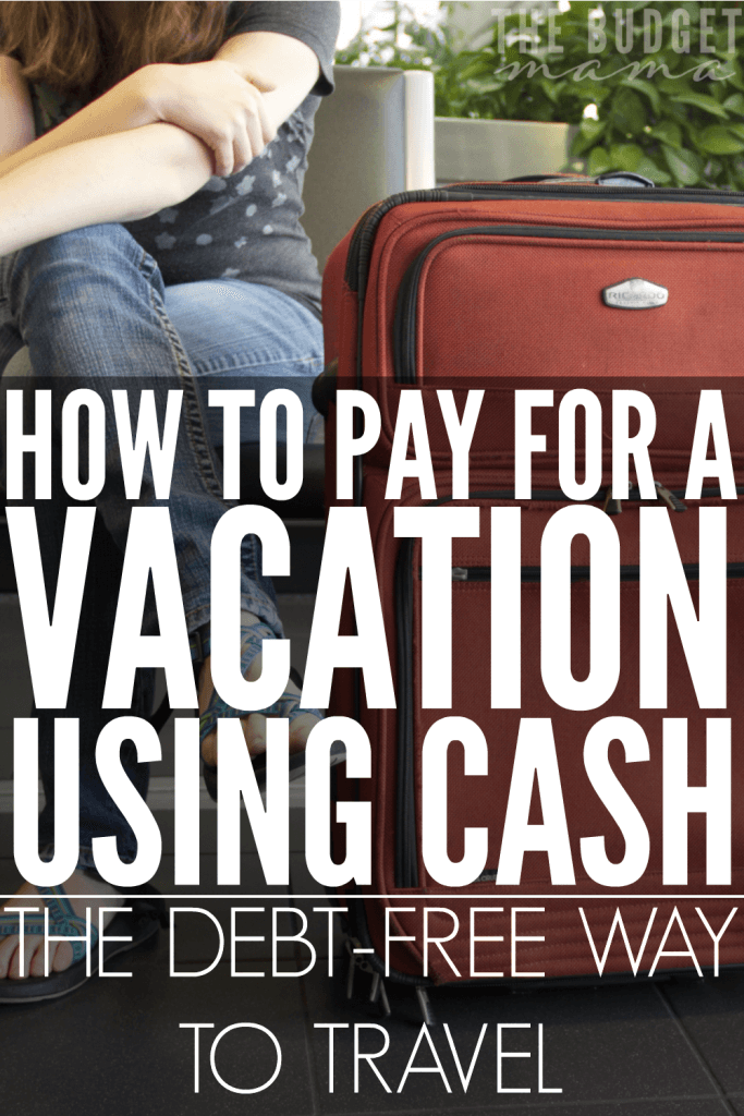 If you're on the debt-free journey, you may have discovered that paying for an all cash vacation can be a bit challenging. However, it's not impossible and with a little planning, you can in fact avoid using credit cards for your next vacation!