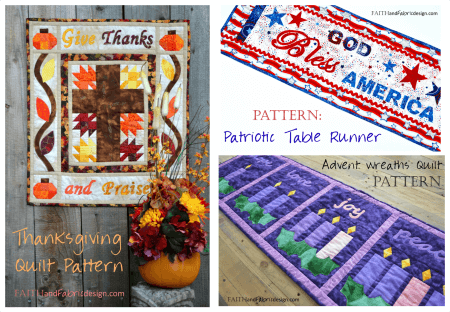Sample of Quilt Patterns