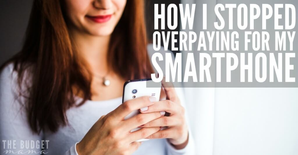 How to stop overpaying for your cell phone - it may be easier than you think! I know my cell phone was too high, but I thought I had the cheapest plan available...turns out, I just needed to re-think the whole cell phone industry.