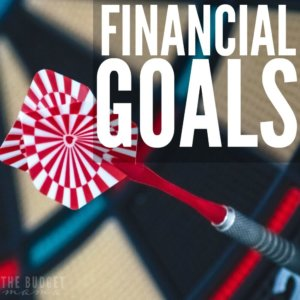 Without financial goals, my family would never have been able to accomplish our debt-free dream nor our dream of me becoming a stay-at-home mom. Do you know what your financial goals are? If not, today's the day to set them!