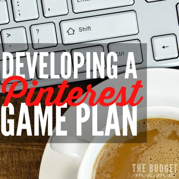 Developing a Pinterest Game Plan