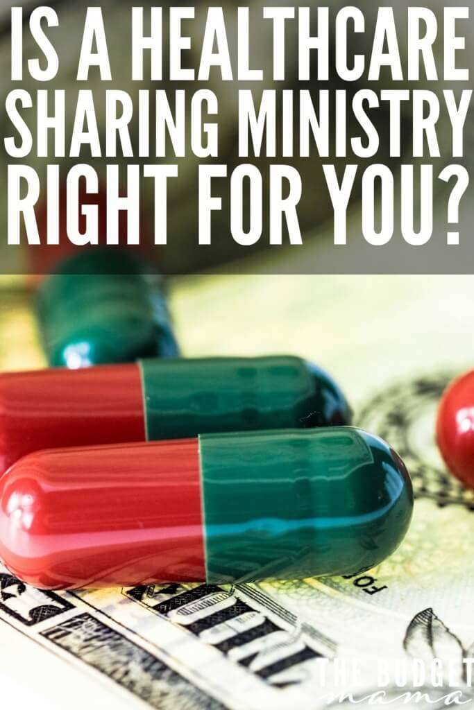 Is a healthcare sharing ministry your best option? After doing some digging to decide if one was right for us, I decided to share our findings. Of course you'll need to do your own research to make the best decision, but hopefully this post will help to answer some questions you may have.