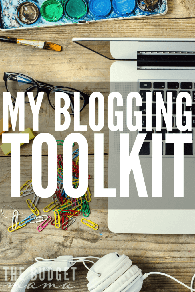 These 4 tools in my blogging toolkit make managing and running my blog so much easier!